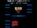 Náhled webu Rammstein Fansite