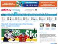 Náhled webu Hokej.iDnes.cz