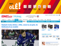 Náhled webu iDNES.cz - Příloha NHL
