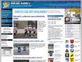 Náhled webu Hokejbal Kladno
