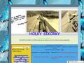 Náhled webu Holky Sikorky