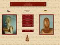 Náhled webu Sochař a řezbář Karel Pavlíkovský - umělecké plastiky ze dřeva