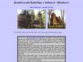 Náhled webu Kostel sv. Kateřiny v Ostravě - Hrabové