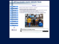 Náhled webu ICT na prvním stupni ZŠ