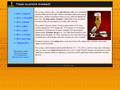 Náhled webu O pivu