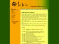 Náhled webu Irbis – 2. skautský oddíl Jablonec nad Nisou