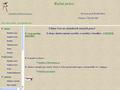 Náhled webu Ruční práce - Rožnov pod Radhoštěm