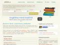 Náhled webu Jask.cz - Jazykové kurzy přehledně