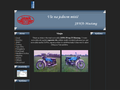 Náhled webu Motocykl JAWA 50 Typ 23A Mustang