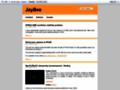 Náhled webu Jay Bee
