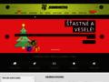 Náhled webu Jednadvacitka.cz - e-shop s potřebami pro florbal