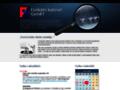 Náhled webu Fyzikální kabinet