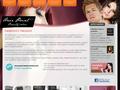 Náhled webu Kadeřnictví MS