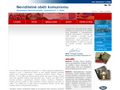 Náhled webu Neviditelné oběti komunismu
