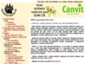 Náhled webu Klub držitelů vodicích psů