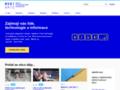 Náhled webu MU Brno: Kabinet informačních studií a knihovnictví