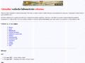 Náhled webu Kilometráže
