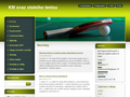 Náhled webu Okresní svaz stolního tenisu Kroměříž