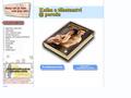 Náhled webu Kniha o těhotenství @ porodu