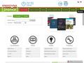 Náhled webu Knihovna společenských věd T.G. Masaryka v Jinonicích