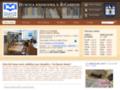 Náhled webu Husova knihovna v Říčanech