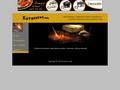 Náhled webu Pavel Nezkusil - umělecké kovářství