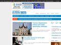 Náhled webu Krkonošský deník