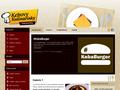 Náhled webu Kebovy Kulinařinky