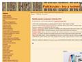 Náhled webu Paličkování - hra a tvoření