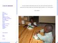 Náhled webu L´Arche Zimbabwe