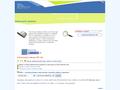 Náhled webu Středisko vědeckých informací (SVI)