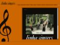 Náhled webu Linha Singers