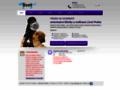 Náhled webu Veterinární klinika Livet