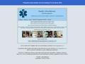 Náhled webu PaedDr. Bártová Jiřina - klinický logoped