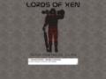 Náhled webu Lords of Xen