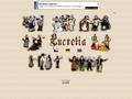 Náhled webu Lucretia
