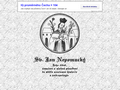 Náhled webu Sv. Jan Nepomucký
