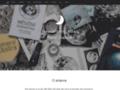 Náhled webu Prohlídka Měsíce