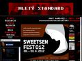 Náhled webu Mletý standard