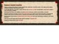 Náhled webu Německo-český slovník místních jmen