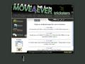 Náhled webu Move4ever tricksters