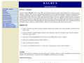 Náhled webu Balbus