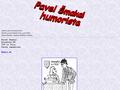 Náhled webu Pavel Šmakal, humorista