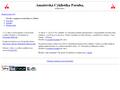 Náhled webu Amatérská Cyklistika Poruba
