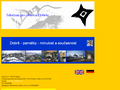 Náhled webu Sdružení pro obnovu Dobrše