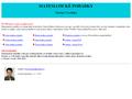Náhled webu Matematické pohádky