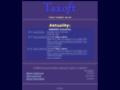 Náhled webu Jakub Noha Band