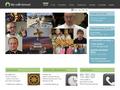 Náhled webu Farní společenství