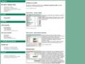 Náhled webu ND náboje - databáze nábojů