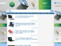 Náhled webu Notebook.cz